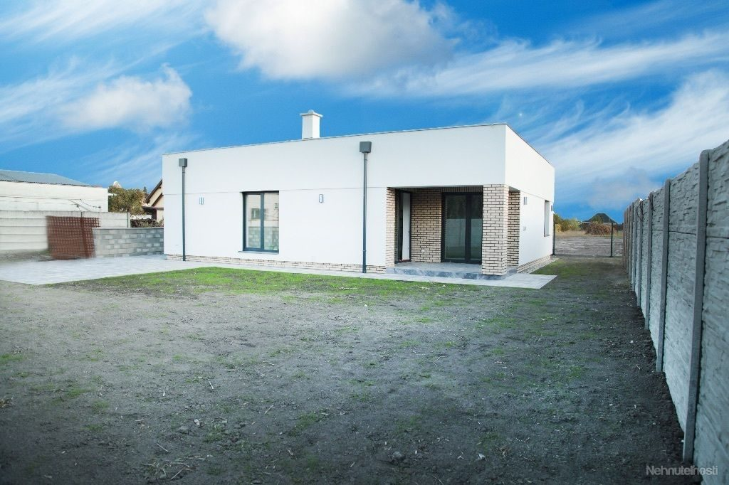Moderný dom v štandarde na predaj Blatná na ostrove