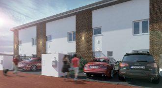 Posledný nízkoenergetický dom s tepelným čerpadlom v cene na pozemku 548 m2.