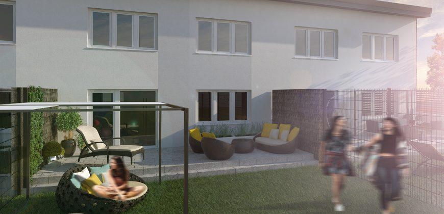 4 izbový dom pred dokončením s vizualizáciou podľa Vašich predstáv!