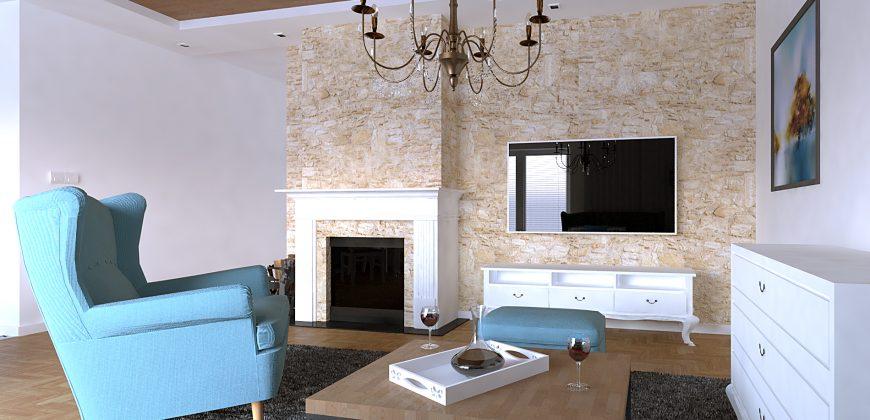4 izb. samostatný rodinný dom. Kuchyňa v cene!!
