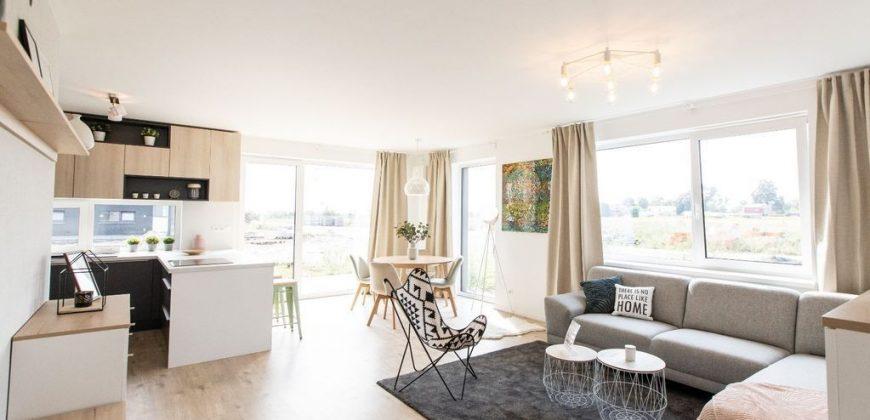 4 izbové byty so záhradou v štandarde v Miloslavove