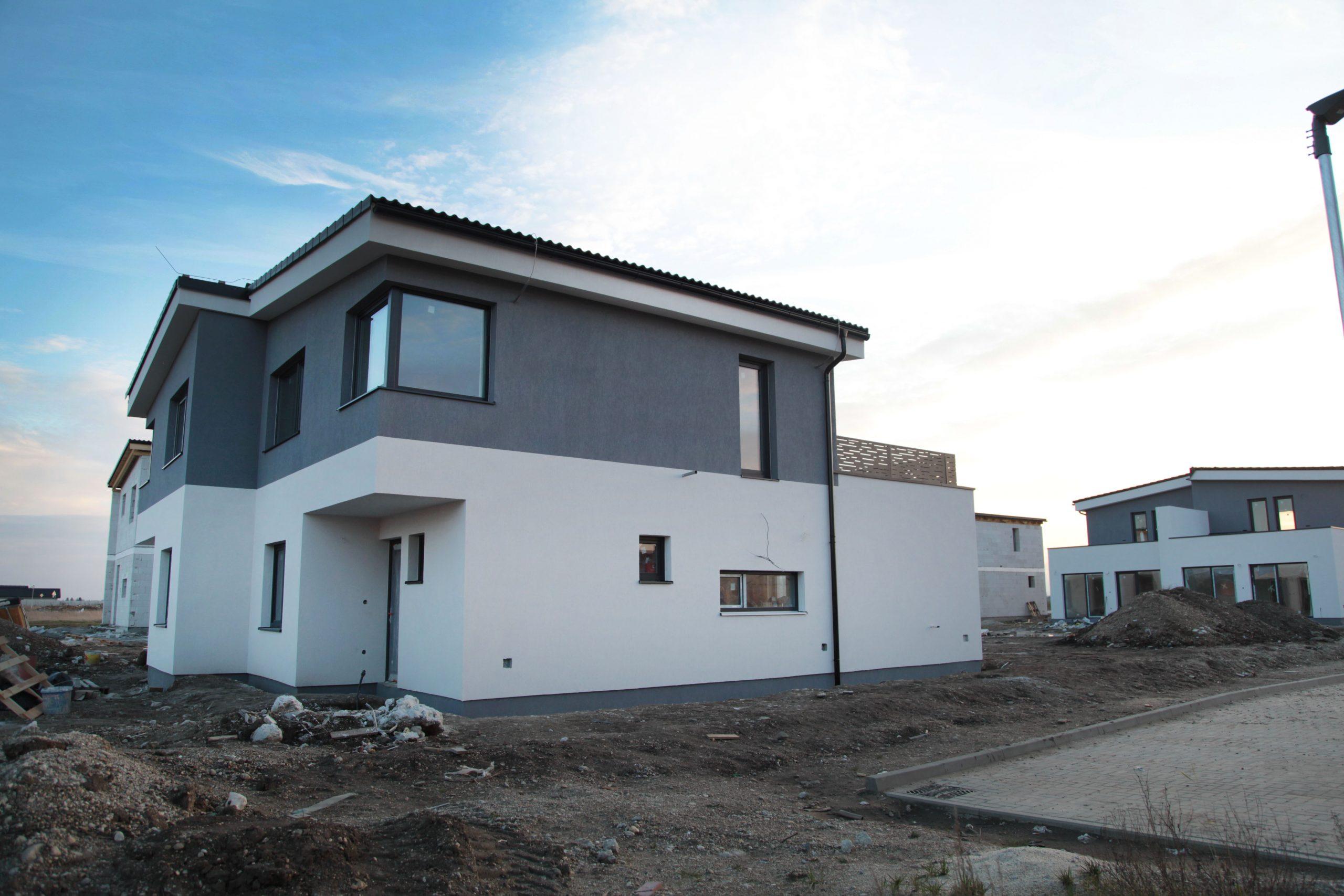 4 izbový dom v dvojdome s vlastnou záhradou – Miloslavov