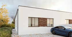 Na predaj 4 izbový moderný byt v dvojdome so záhradou, Miloslavov!