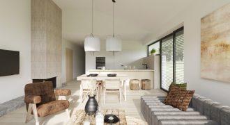 Krásne vzdušný, samostatne stojaci rodinný dom na veľkom pozemku 775 m2 v Miloslavove